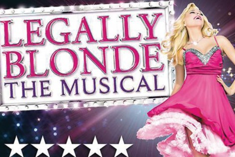 Legally Blonde- Savoy Theatre